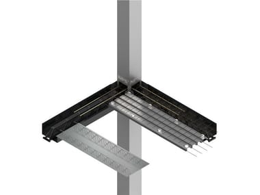 Mixed steel-concrete beam and column NPS® L