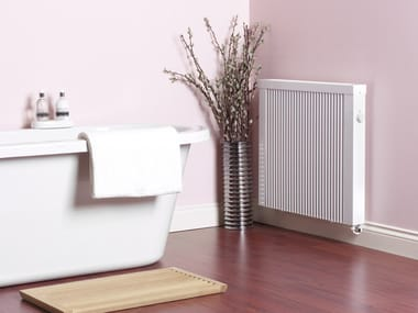Wall-mounted aluminium radiator Wall-mounted radiator
