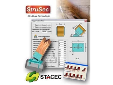 Structural calculation for timber STRUSEC