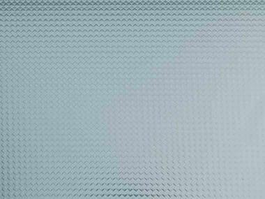 Stainless steel sheet with lozenge pattern finish UGINOX LOZENGE