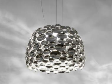 Lampada a sospensione a LED in metallo ANISH | Lampada a sospensione