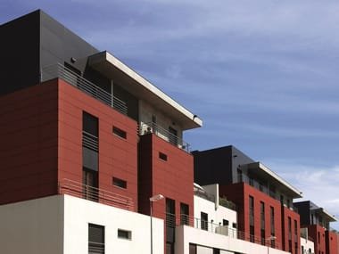 Aluminium composite panel ALUCOBOND® urban