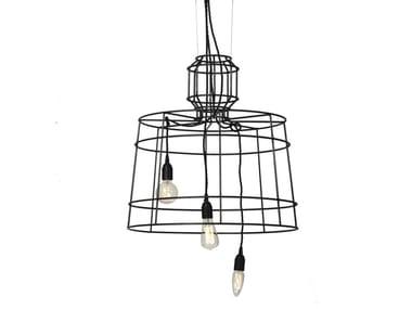 Painted metal pendant lamp SISMA | Pendant lamp