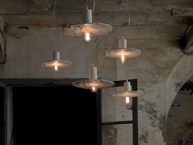 Ceramic pendant lamp SCRIVIMI
