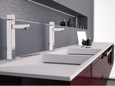 Mitigeur lavabo à poser Monocommande OXY | Mitigeur lavabo à poser