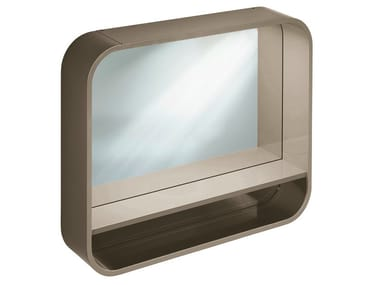 Bathroom mirror with integrated lighting DEA - T7862