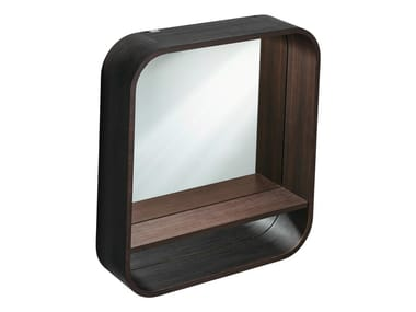 Bathroom mirror with integrated lighting DEA - T7861