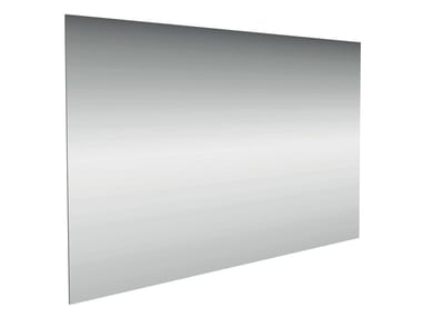 Rectangular wall-mounted bathroom mirror CONNECT 120x70x5 cm - E6545