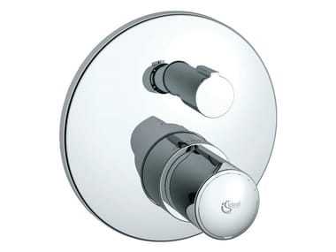 Shower tap with plate MELANGE - A4721