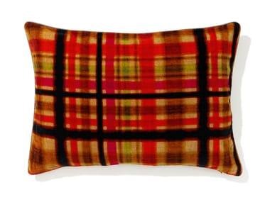 Coussin rectangulaire en coton avec revêtement amovible LOCH
