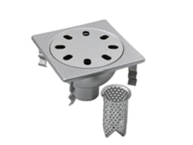 Manhole cover and grille for plumbing and drainage system Standard gully P002
