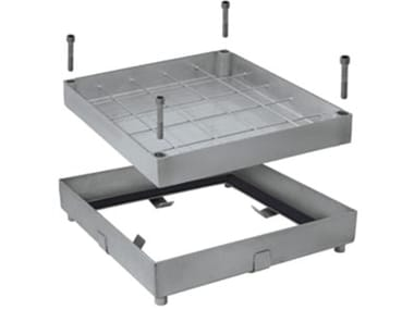 Inspection frame water tight Inspection frame water tight