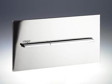 Steel flush plate VISIGN FOR MORE 104