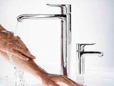 Miscelatore per lavabo monoforo METRIS E²