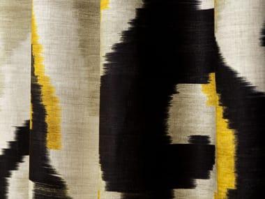 Decorate with fabrics