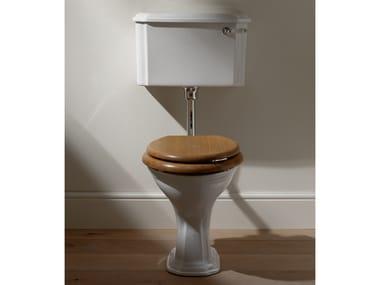 Toilet with external cistern OXFORD | Toilet
