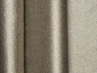 tissu voile en polyester pour rideaux aramis by dedar