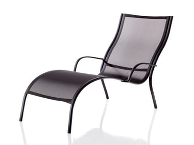 Polyester fibre lounge chair PASO DOBLE | Lounge chair