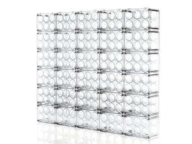 Polypropylene bottle rack BOTTLE