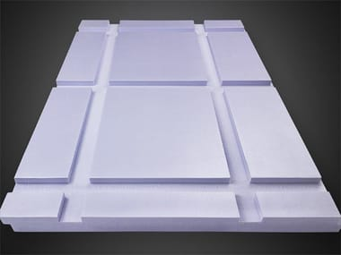 XPS under-tile system X-FOAM® EASY TEGOLA