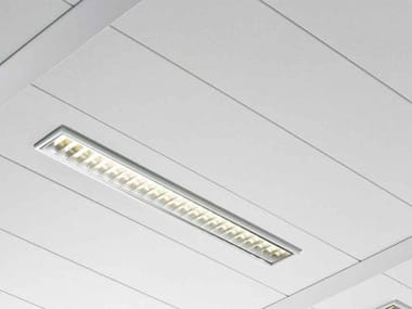 Sound absorbing mineral fibre ceiling panels THERMATEX ALPHA HD