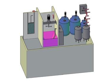 Impianto di depurazione e smaltimento Impianti di trattamento chimico-fisico