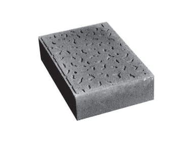 Paving block Self-locking block for outdoors