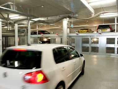 Automatic parking systems COMBILIFT