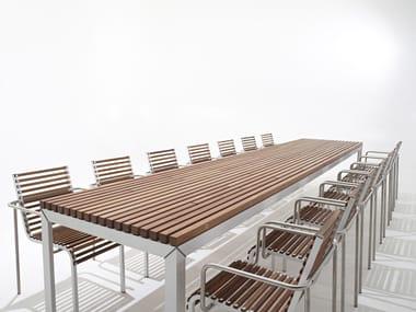 Tavolo da giardino EXTEMPORE PATCHWORK