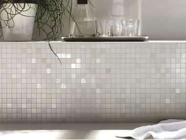 Mosaico de gres porcelánico CONCRETA | Mosaico