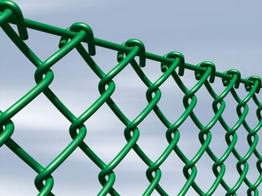 Security galvanized steel Fence REPLAX T SPORT