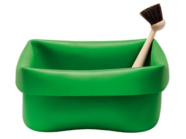 Kitchen accessories WASHING UP BOWL AND BRUSH