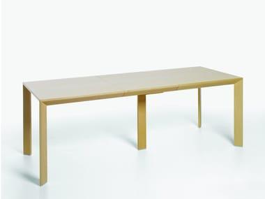 Tavoli allungabili in legno massello stile scandinavo | Archiproducts
