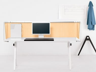 Workstation Desk JOYN SINGLE DESK. Vitra