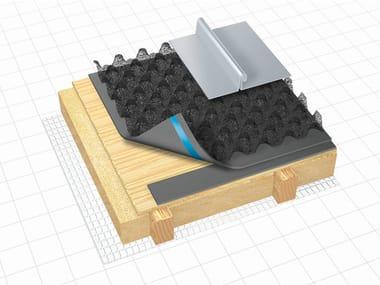 Breathable under roof fabric DELTA® - TRELA / DELTA® - TRELA PLUS