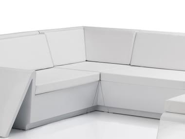 Modular sectional garden sofa REST   Modular garden sofa