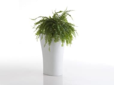 Vaso da giardino in resina BONES 45