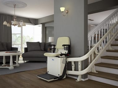 Chairlift for curved staircases ELBA
