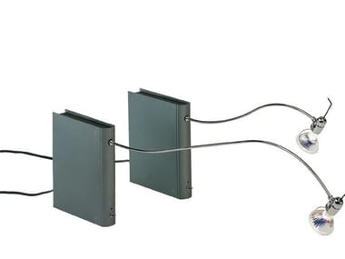 Aluminium Furniture lighting BIB LUZ LIBRO
