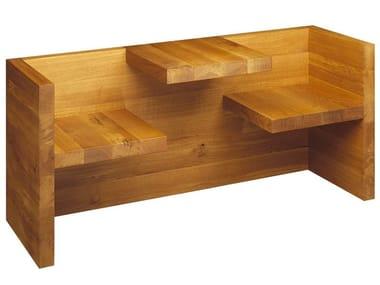 Banco de madera maciza TAFEL