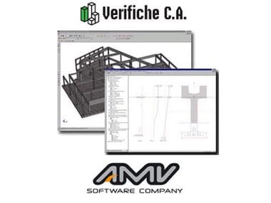 Section calculation VERIFICHE C.A.