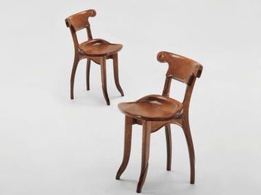 Cadeira de madeira maciça BATLLÓ | Cadeira