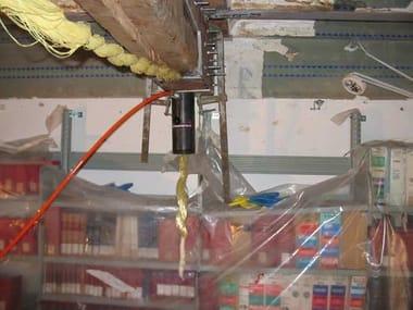 Textile, fibre and structural reinforcement bar BRAID-TEX
