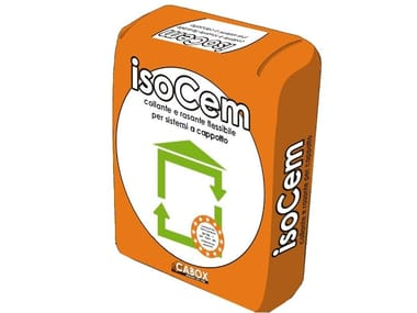 Special fixing for insulation ISOCEM®