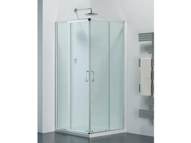 Box doccia in vetro con porta scorrevole ARCO AE