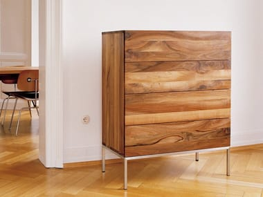 Wooden chest of drawers FATIMA