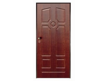 Lacquered safety door LADY 1
