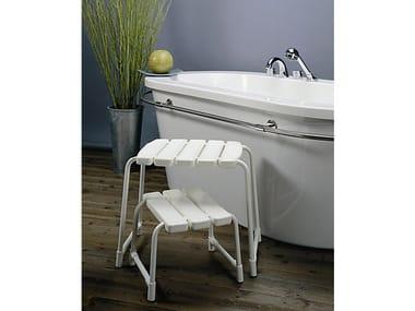 Sedile Doccia Legno : Panca doccia fabulous teak stool di vallv sgabelli panche bagno