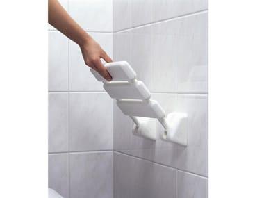 Sedile doccia ribaltabile in ABS ANIMO RD   Sedile doccia