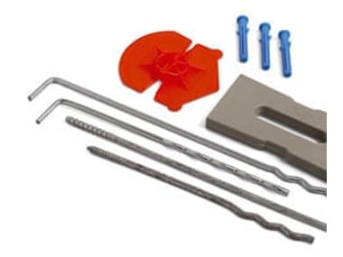 Special fixing for insulation TOOLS